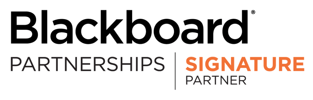 Blackboard Signature Partner